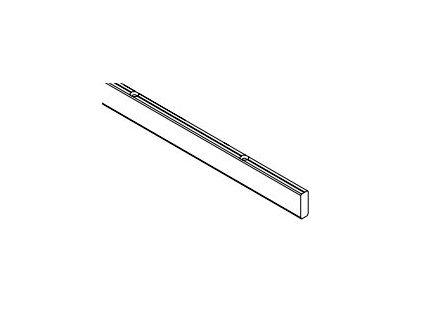 MUTO L80 adaptér do dřevěných dveří, L=1460, včetně podlahového vedení
