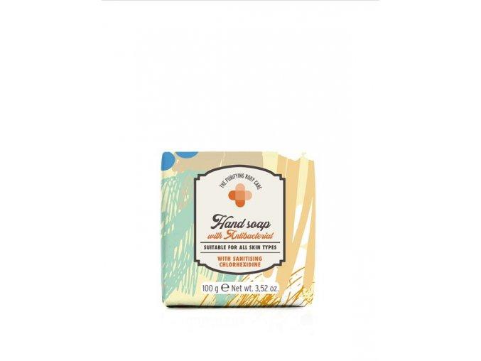 Purifying Body Care tuhé antibakteriální mýdlo s dezinfekční složkou 100 g
