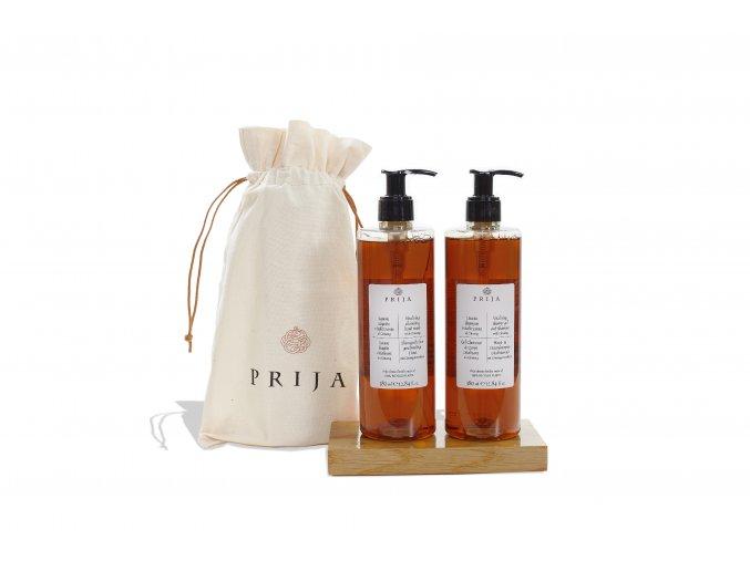 Prija dárkový set (sprchový gel a mýdlo na ruce)