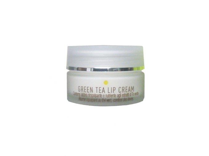 green tea lip cream breathe