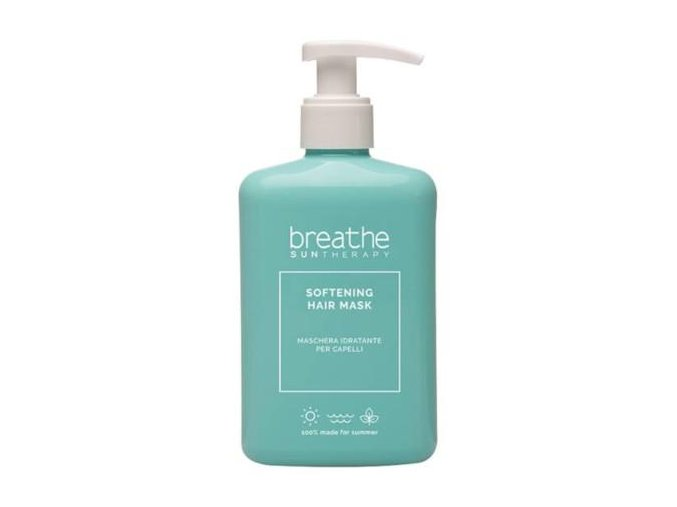Breathe organická hydratační maska na vlasy po opalování 250 ml