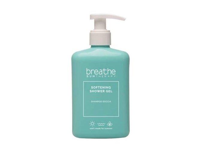 Breathe organický sprchový šampon po opalování pro tělo i vlasy 250 ml