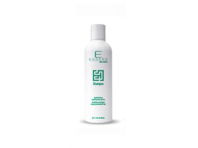 shampoo purificante Essere Eucalipto e Timo