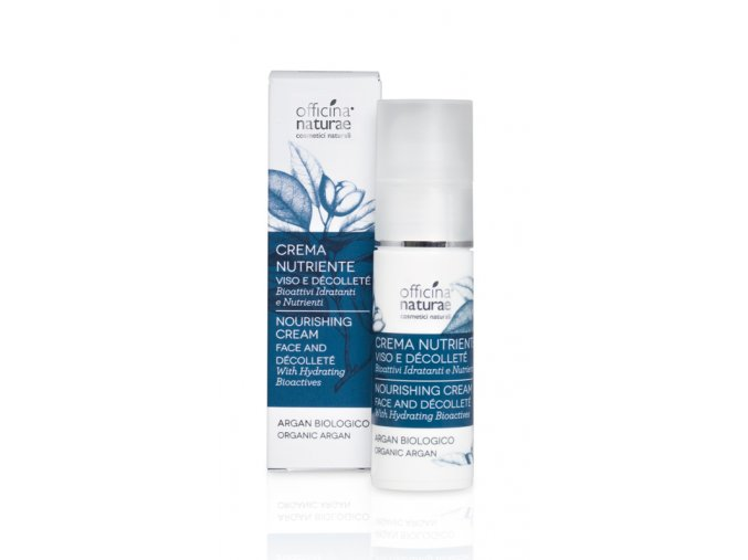 crema nutriente viso e decollete 30 ml