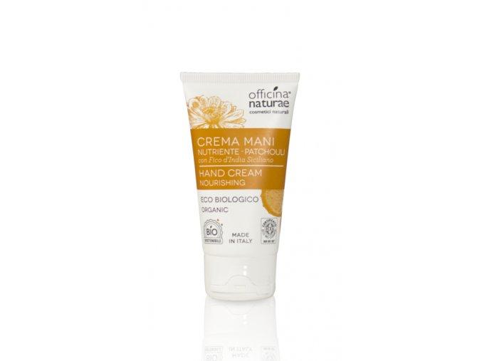 crema mani nutriente patchouli 50 ml