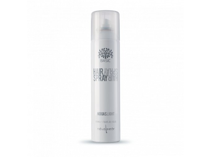 Naturalmente Light ekologický lak na vlasy 250 ml