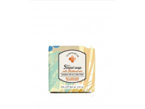 The Purifying Body Care tuhé antibakteriální mýdlo s dezinfekční složkou 100 g