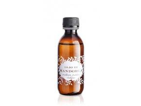 olio di mandorle biologico