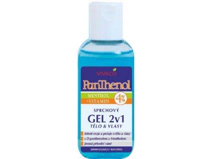 panthenol sprchový