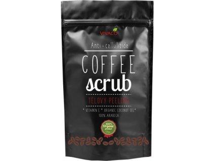 COFFEE SCRUB KÁVOVÝ PEELING