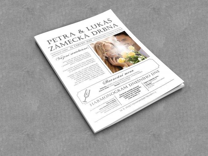 noviny klasic 1 mensi