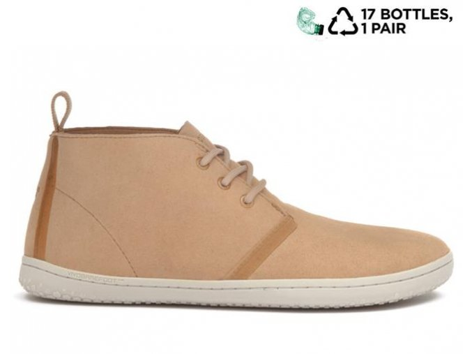 gobi eco suede tan 1