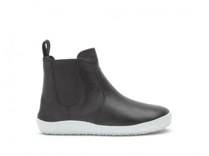 FULHAM K Leather Black (Velikost 34)
