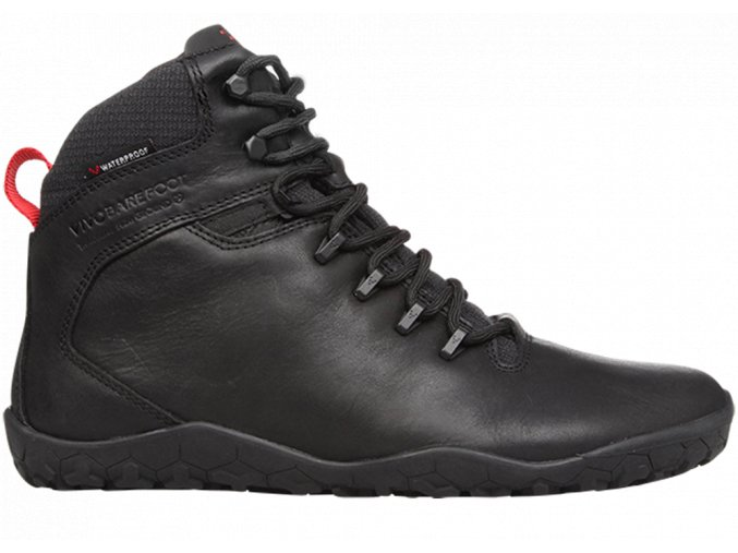 Vivobarefoot TRACKER FG L Black Leather