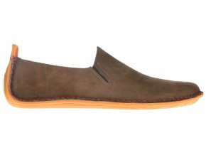 ABABA L Leather Brown (Velikost 42)