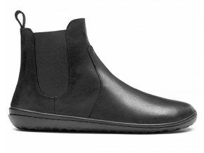 FULHAM L Leather Black (Velikost 43)