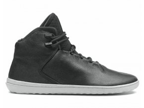 BOROUGH M Leather Black (Velikost 47)