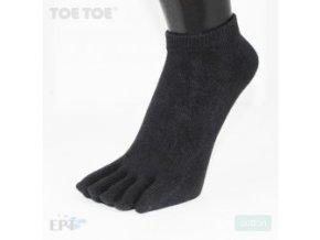 6565 1 black anklet 35 46