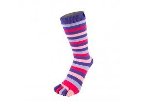 toetoe fashion stripy purple 5