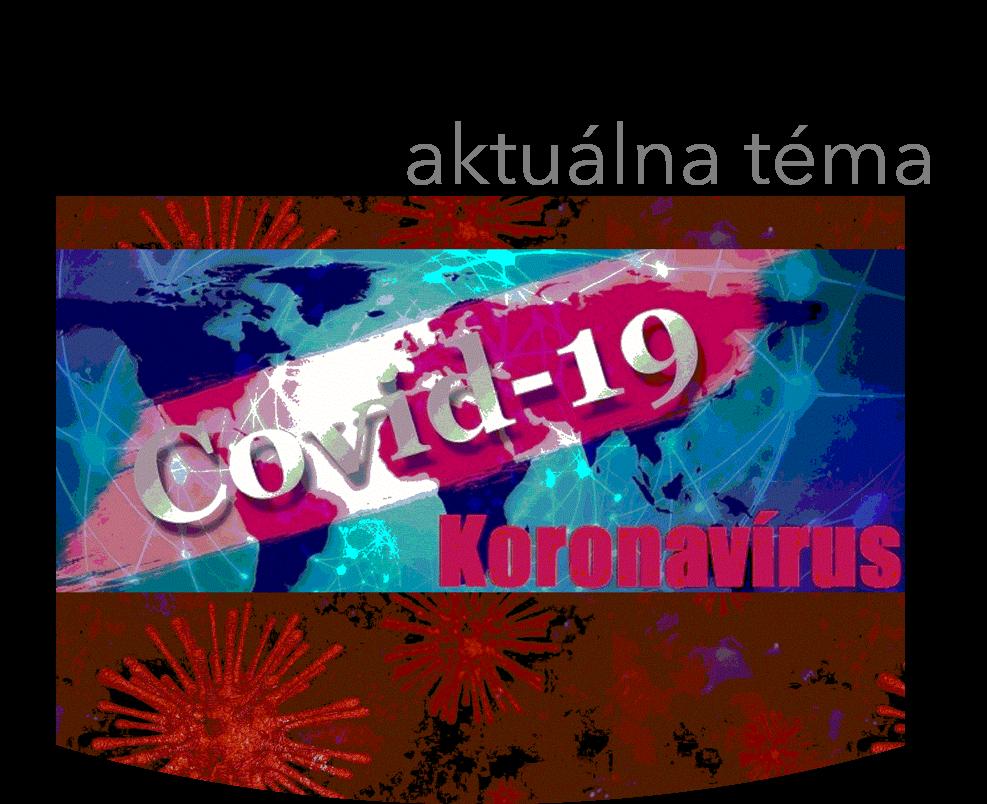 KORONAVÍRUS COVID-19