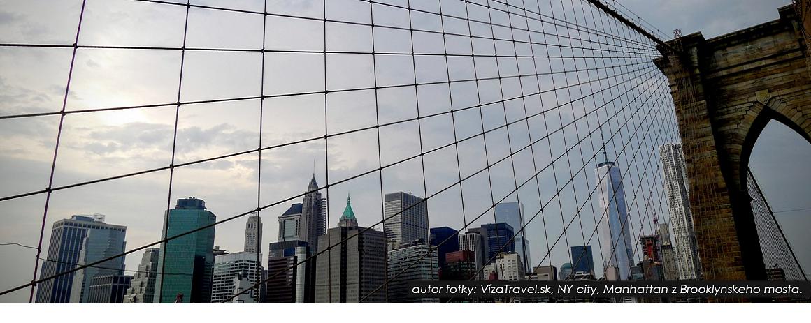 NY_Manhattan z Brooklynskeho mosta