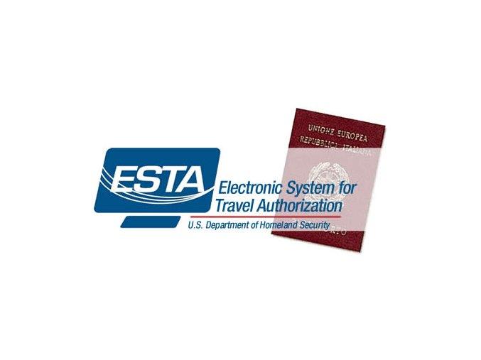 ESTA do USA - víza online