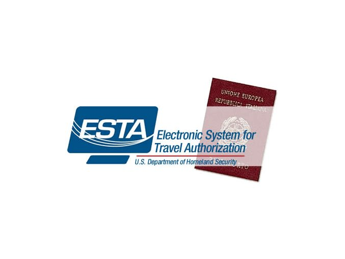 ESTA do USA - víza online -