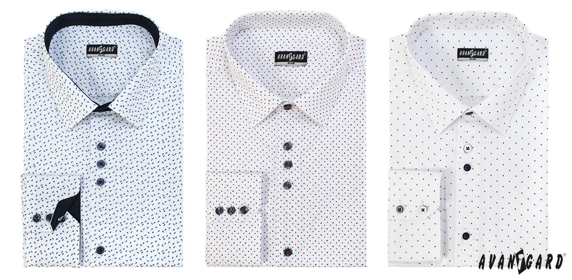 Pánské košile. Nové vzory. Pohodlné. Elegantní. Slim fit. Klasické košile. Různé velikosti. Ihned k odeslání.