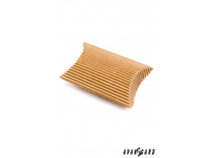 Růžové manžetové uzlíky