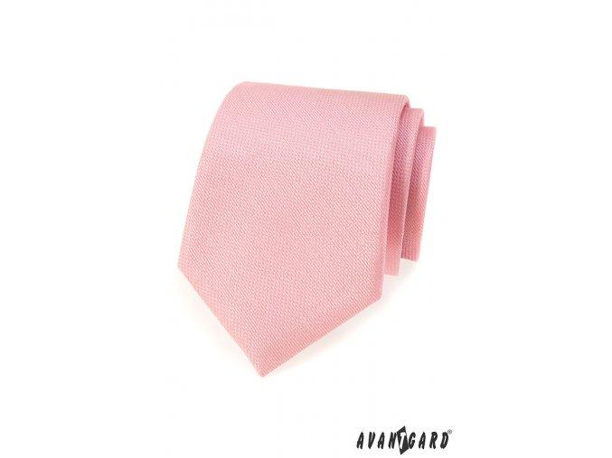 Světle pudrová kravata