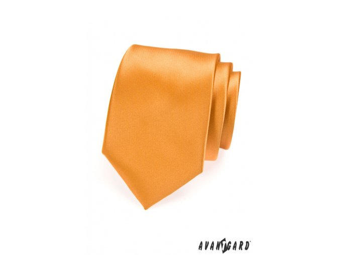 Kravata AVANTGARD LUX 561-14701 Zlatá (Barva Zlatá, Velikost šířka 7 cm, Materiál 100% polyester)