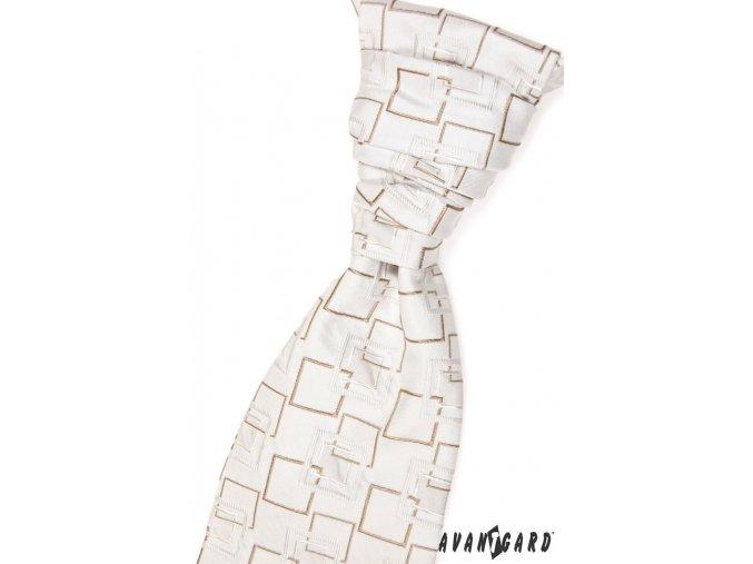 Regata PREMIUM + kapesníček 577-99916 Hnědá (Barva Hnědá, Velikost 0, Materiál 100% polyester)