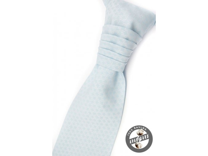 Regata PREMIUM + kapesníček 577-5069 Modrá (Barva Modrá, Velikost 0, Materiál 100% bavlna)