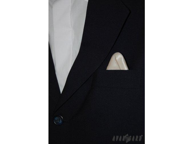 Ivory jednobarevný kapesníček
