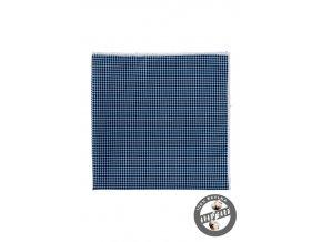 Kapesníček AVANTGARD LUX 583-5086 Modrá (Barva Modrá, Velikost 28x28 cm, Materiál 100% bavlna)