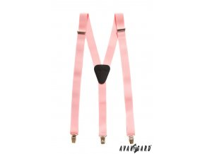 Šle Y - 25 867-9011 Růžová (Barva Růžová, Velikost uni, Materiál 80% polyester a 20% elastan)