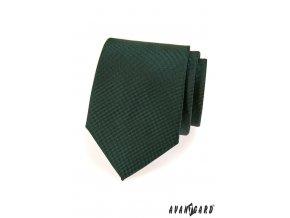Smaragdově zelená kravata_