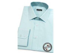 Mátová pánská košile, dl.rukáv, 207-0752