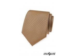 Béžová kravata
