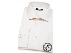 Smetanová pánská košile, dl.rukáv, 509-206