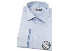 Světle modrá košile, dl.rukáv, 509-49