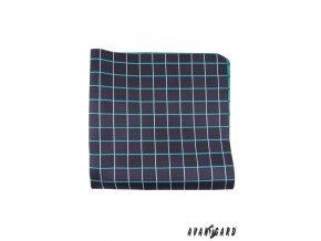 Kapesníček AVANTGARD LUX 583-1622 Modrá (Barva Modrá, Velikost 28x28 cm, Materiál 100% polyester)