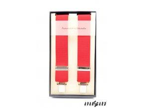 Šle X 863-9005 Červená (Barva Červená, Velikost uni, Materiál 79% polyester a 21% elastan)