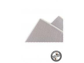 Kapesníček AVANTGARD PREMIUM 613-015064 Bílá (Barva Bílá, Velikost 34x34 cm, Materiál 100% bavlna )