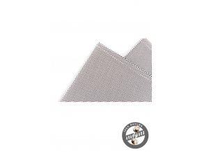 Kapesníček AVANTGARD PREMIUM 613-5064 Bílá (Barva Bílá, Velikost 34x34 cm, Materiál 100% bavlna )