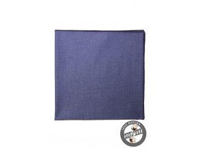 Šátek AVANTGARD 50x50 882-5040 Modrá (Barva Modrá, Velikost 0, Materiál 100% bavlna)