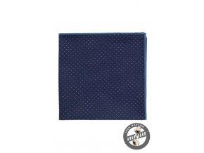 Kapesníček AVANTGARD PREMIUM 613-5045 Modrá (Barva Modrá, Velikost 28x28 cm, Materiál 100% bavlna )