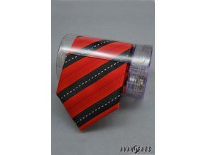 Pouzdro na kravatu a manžetové knoflíčky