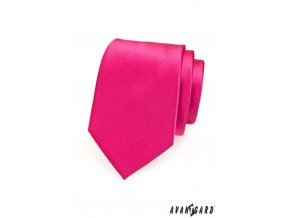 Fuchsiová kravata
