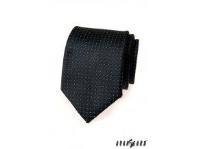 Kravata AVANTGARD LUX 561-9434 Černá (Barva Černá, Velikost 0, Materiál 100% polyester)